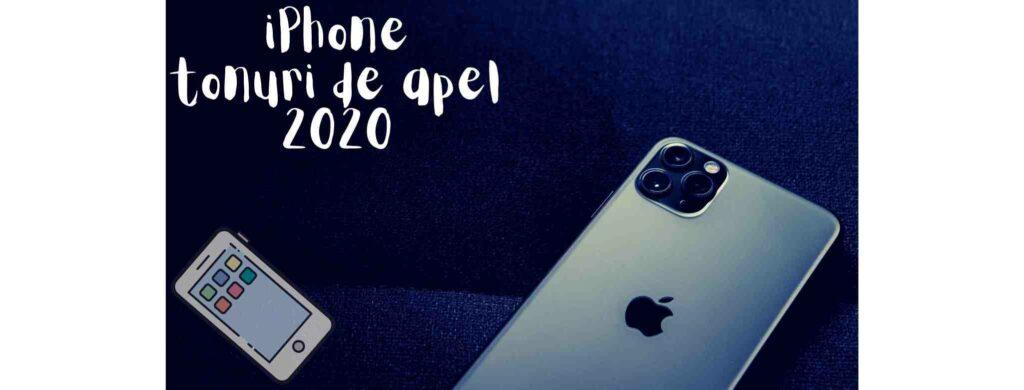 Descărcați cele mai populare tonuri de apel iPhone gratuite din 2020.